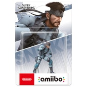 Snake Amiibo No 75 (Super Smash Bros Ultimate) for Nintendo Switch & 3DS