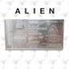 Alien Limited Edition Silver Plated Boarding Ticket - Image 3