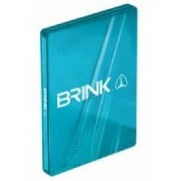 Brink Steel Book Edition Game Xbox 360