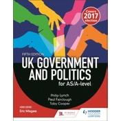 UK Government and Political Participation for AS/A Level: AS/A-level by Toby Cooper, Philip Lynch, Paul Fairclough (Paperback, 2017)