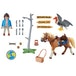 Playmobil: The Movie Marla with Horse - Image 2
