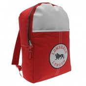 Lonsdale Backpack Red