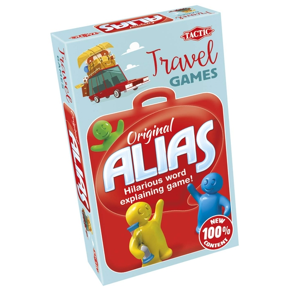Alias Original Travel Game