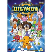 Digimon: Digital Monsters Season 1 DVD