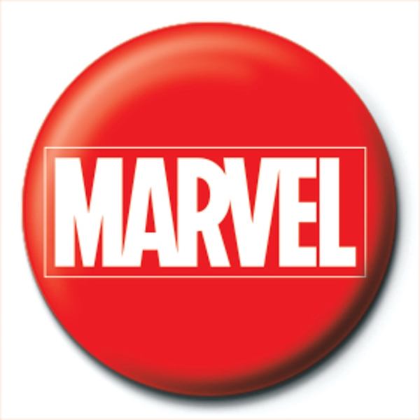 Marvel - Logo Badge