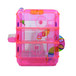 Hamster Cage | 3 Story With Tubes | Perfect For Hamsters And Gerbils | M&W Pink New - Image 3