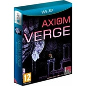 Axiom Verge Multiverse Edition Wii U Game