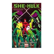 Marvel She-Hulk Volume 2 Disorderly Conduct Paperback