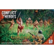 Conflict of Heroes: Guadalcanal The Pacific 1942
