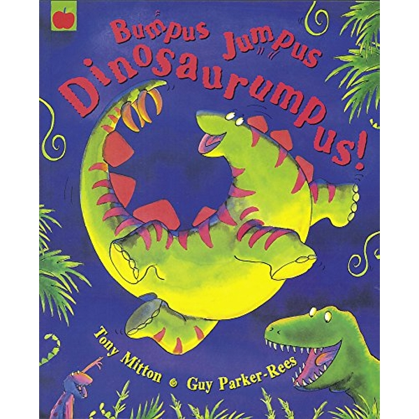 Bumpus Jumpus Dinosaurumpus by Tony Mitton (Paperback, 2003)