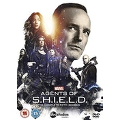 Marvel's Agents Of S.H.I.E.L.D. SEASON 5 DVD