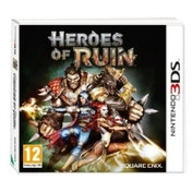 Heroes of Ruin Game 3DS