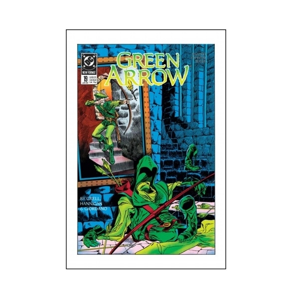 Green Arrow Volume 3 The Trial Of Oliver Queen Paperback