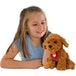 Waffle the Wonder Dog Soft Toy with Sounds - Image 5