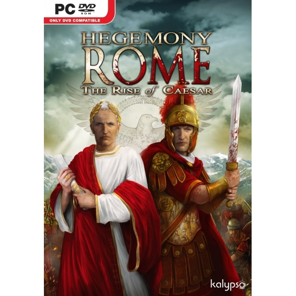 Hegemony Rome The Rise of Caesar Game PC - Image 1