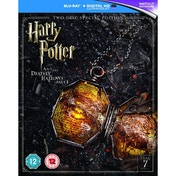 Harry Potter and the Deathly Hallows - Part 1 (2016 Edition) Blu-ray