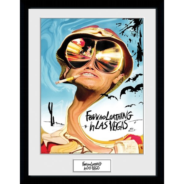 Fear And Loathing In Las Vegas Collector Print