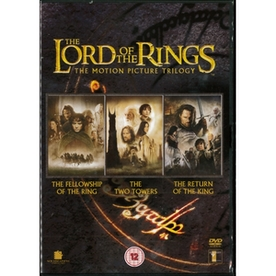 The Lord of the Rings Trilogy (Theatrical Edition Box Set) 3 Disc Edition DVD