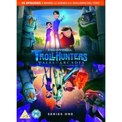 Trollhunters - Tales Of Arcadia Series One DVD