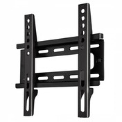 Hama 19 - 46Inch VESA 200 X 200 Advance FIXED Wall Bracket for FLATSCREEN TV Black