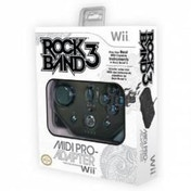 Rock Band 3 Midi Pro Adapter Wii