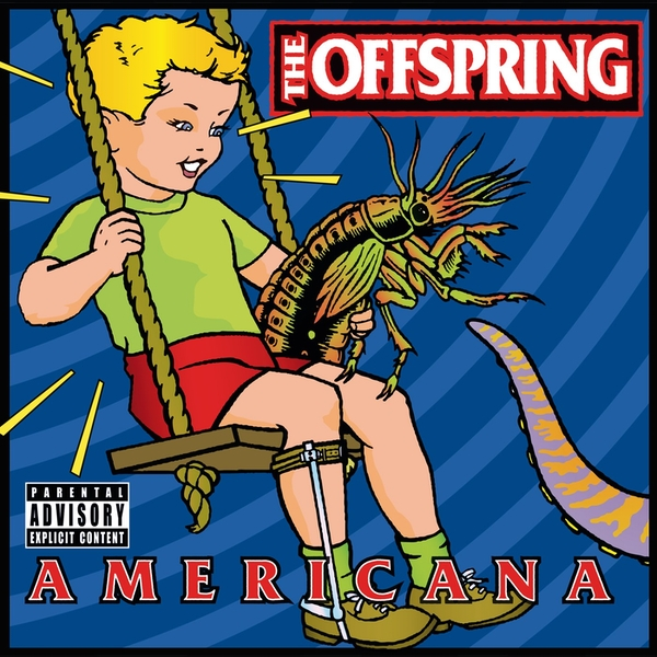 Offspring - Americana Vinyl