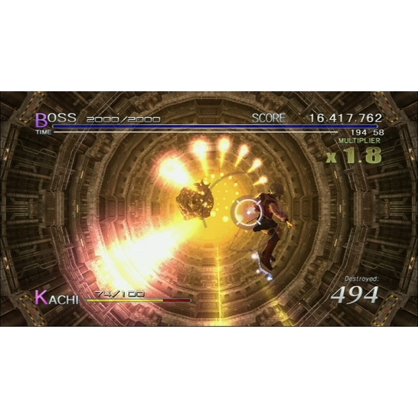 Sin and Punishment Successor of the Skies Game Wii - Image 5