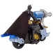 Batman Missions Air Power Bat Cycle Figure and Vehicle Toy - Image 2