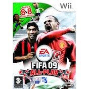 FIFA 09 Game Wii