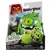 The Pigs (Angry Birds) Deluxe Talking Action Figure