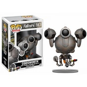Codsworth 'Damaged' (Fallout 4) Limited Edition Funko Pop! Vinyl Figure