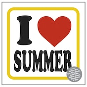I Love Summer CD