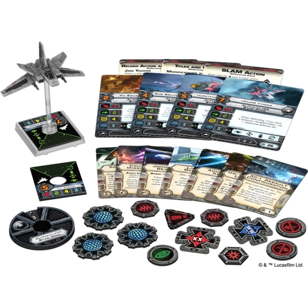 Star Wars X-Wing Alpha-class Star Wing Expansion Pack - Image 2