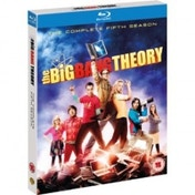 The Big Bang Theory Season 5 Blu-Ray