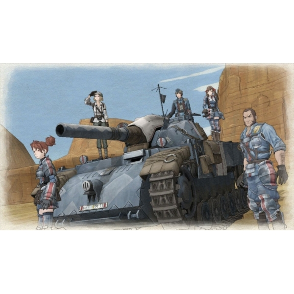 Valkyria Chronicles Game PS3 - Image 2