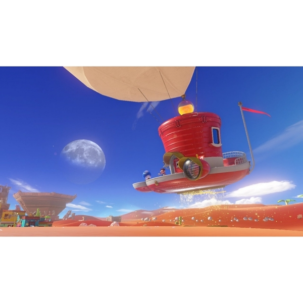 Super Mario Odyssey Nintendo Switch Game - Image 3