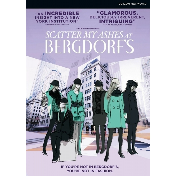 Scatter My Ashes At Bergdorfs DVD
