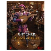 The Witcher RPG: A Book of Tales Expansion