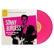 Sony Burgess - Sonny's Back In Town 12