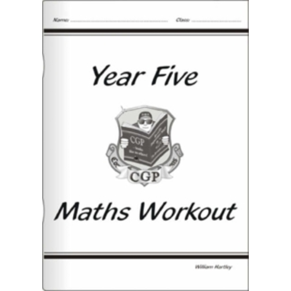 KS2 Maths Workout - Year 5 by William Hartley (Paperback, 2001)
