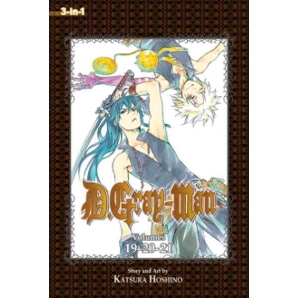D.Gray-man (3-in-1 Edition), Vol. 7: Includes Vols. 19, 20, & 21 by Katsura Hoshino (Paperback, 2015)