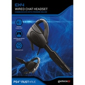 Gioteck EX4 Wired Chat Headset PS4