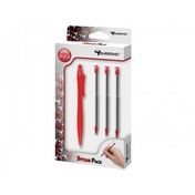 Subsonic Stylus Pack Red 3DS