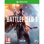Battlefield 1 Game Xbox One