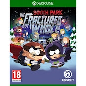 Ex-Display South Park The Fractured But Whole Xbox One Game Used - Like New