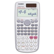 Casio FX85GTPLUS/WE Scientific Calculator with 260 Functions White