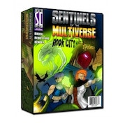 Sentinels of the Multiverse Rook City and Infernal Relics Expansion
