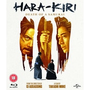 Hara Kiri - Death of a Samurai Blu-ray