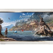 Assassins Creed Odyssey - Vista Maxi Poster