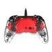 Nacon Compact Wired Illuminated Light Edition Controller (Red) PS4 - Image 4
